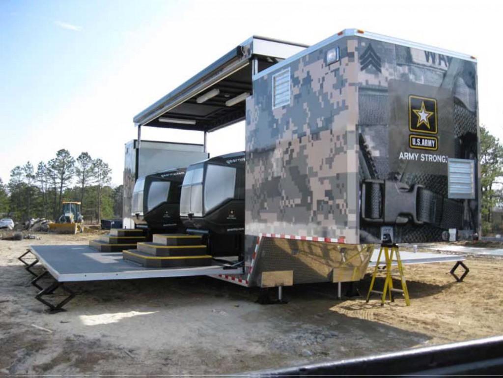Army Sim Trailers